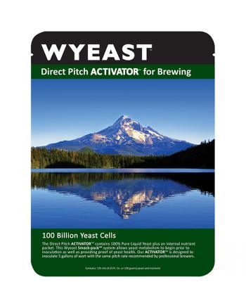 Wyeast 1332 Northwest Ale šķidrais raugs 125ml